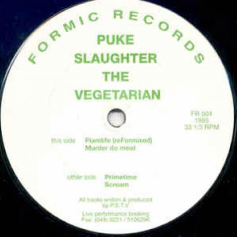 Puke Slaughter - The Vegetarian